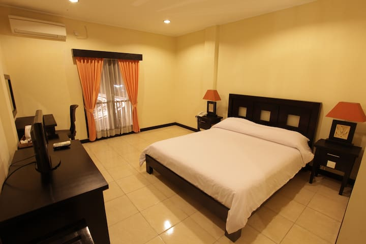 Superior Double Room in Heritage City of Denpasar