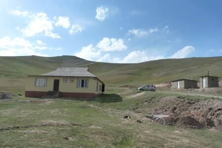 Гостевой дом Мурас в Сары-Таше