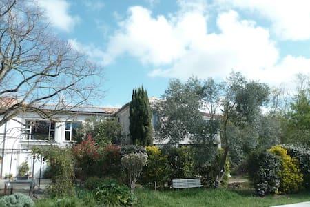 Appartement indépendant dans maison proche Cité - Carcassonne - Wohnung