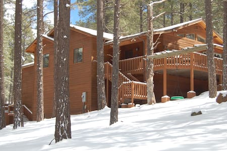 Luxury Cabin in the Pines, Flagstaff/ Grand Canyon