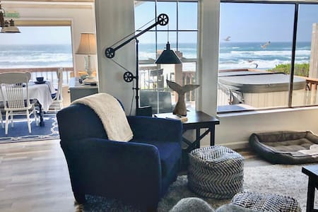 Sandy Beach, Quiet, Ocean Front with Pano Views