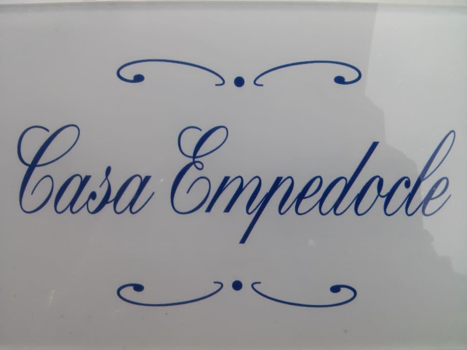 Logo di Casa Empedocle
