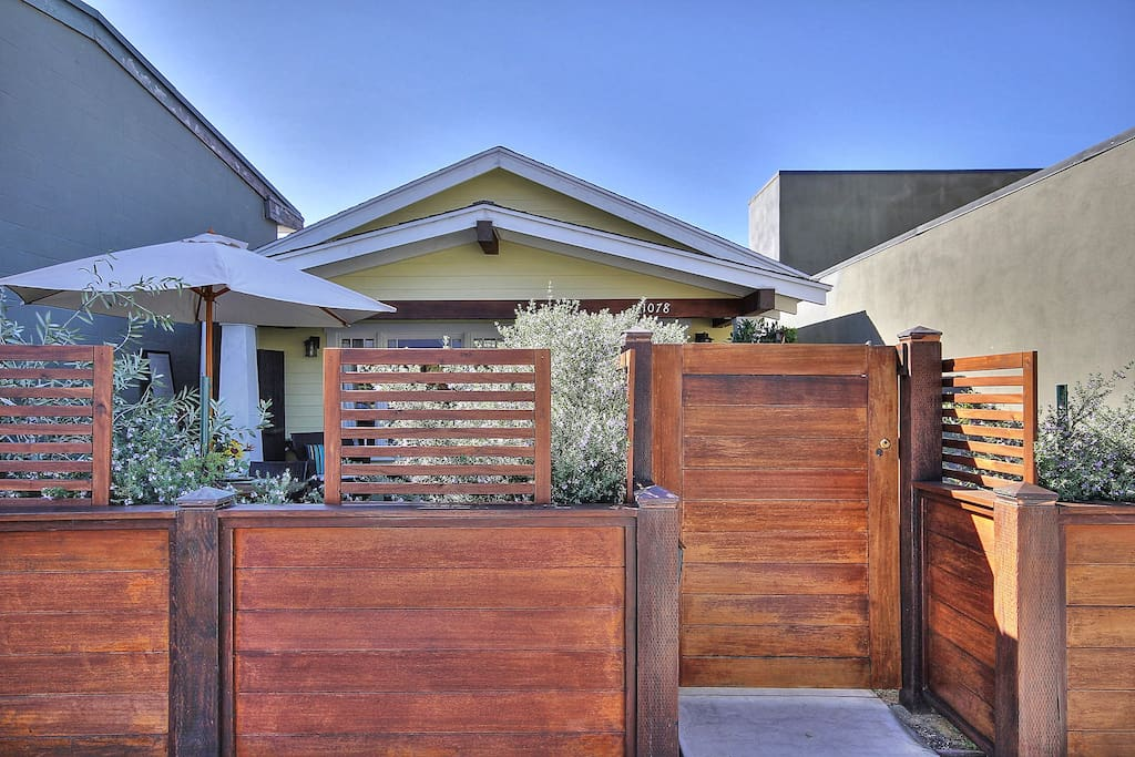 Charm and whimsy in ventura cabins for rent