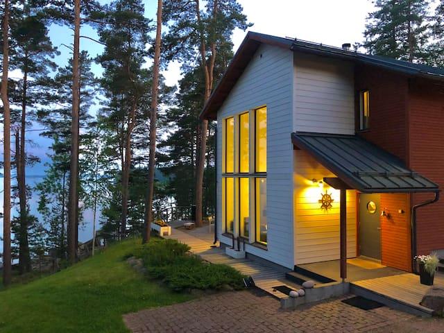 Seaside House Lodge Vehmas