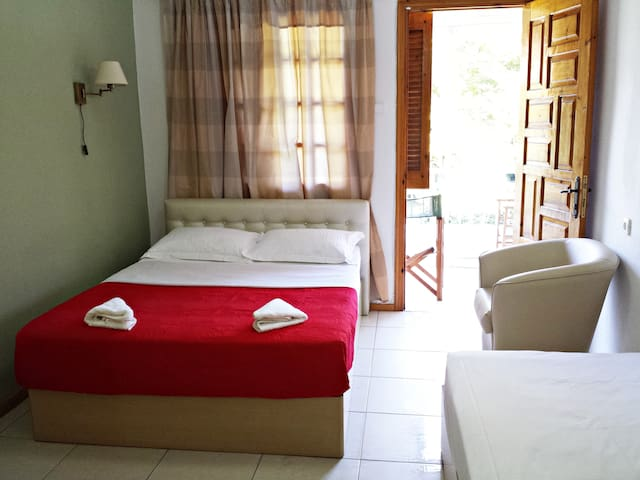 Double studio - Pieria - Bed & Breakfast