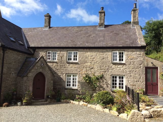 Schoolmaster's House at The Old School, Anglesey