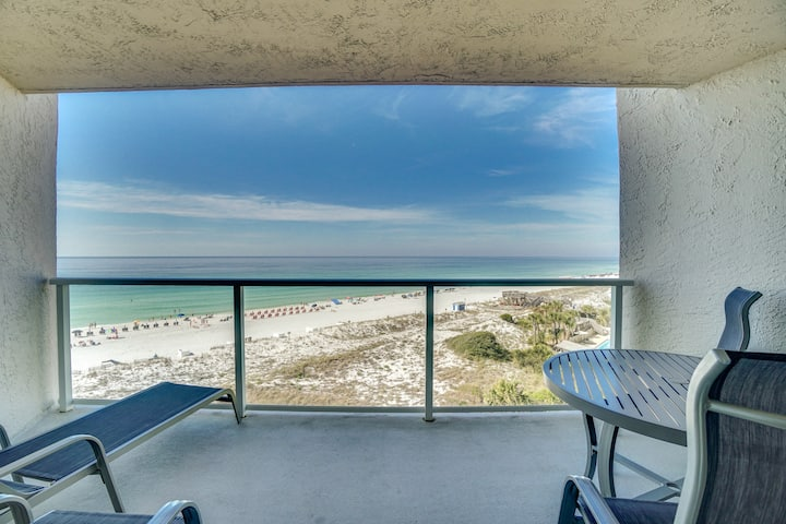 Beachside II 4261 - plan your perfect, dreamy beach vacation with us!