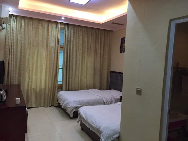 少林寺必住宾馆
