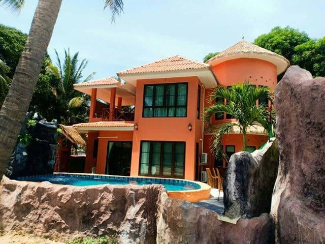 Buena Vista Pool Villa Hua Hin บ้านพักหัวหิน IDao