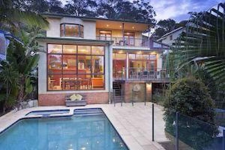 Narrabeen Home with a View