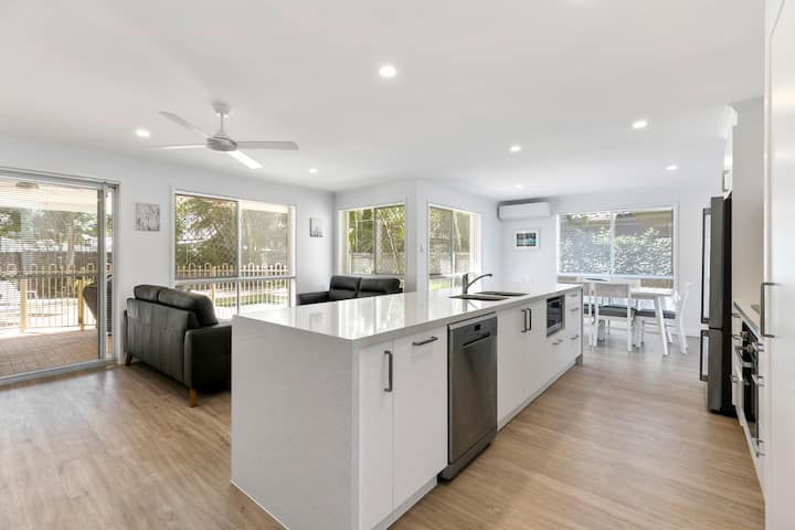 Beautiful Family Home in Noosaville
