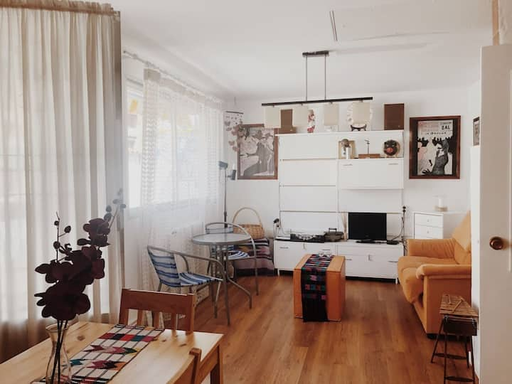 apartamento centrico  bonito y barato