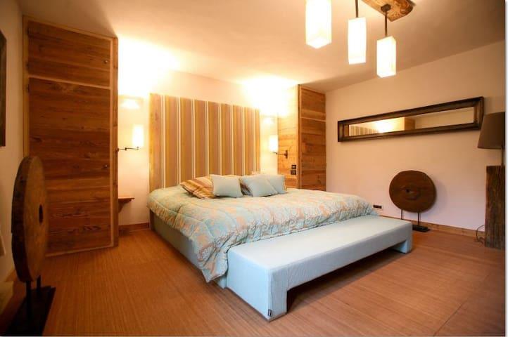 Une ambiance exceptionnelle à Megeve - Megève - Apartament