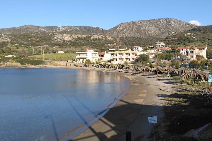 Archangelos beach