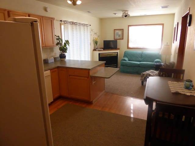 Sunny Vacation rental - Rathdrum