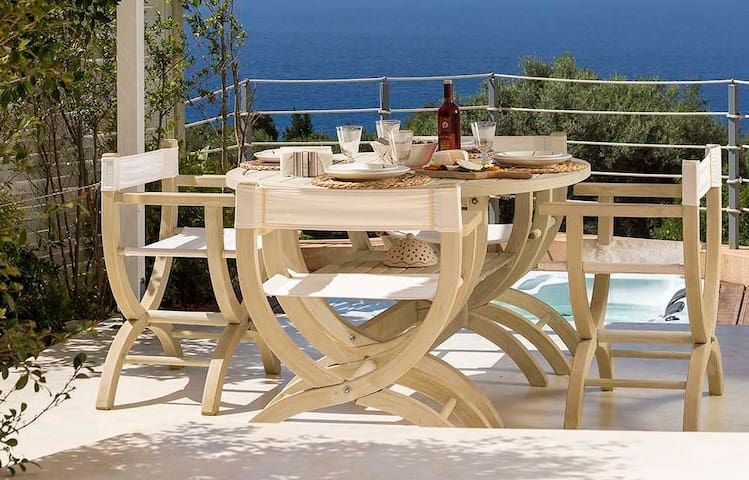 FOS - Ionian Breeze,  house with great sea view