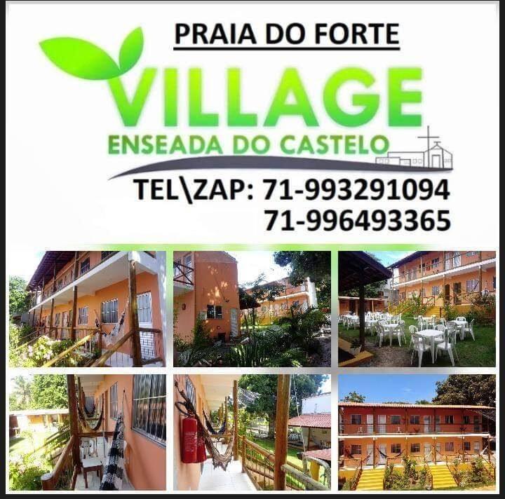 Village Enseada do Castelo - Praia do Forte