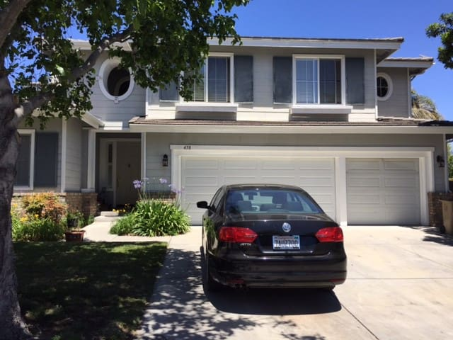 Great Value, spacious  private Room in Goleta/UCSB