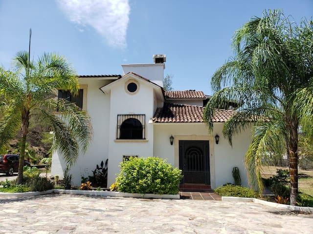 Casa Palmeras