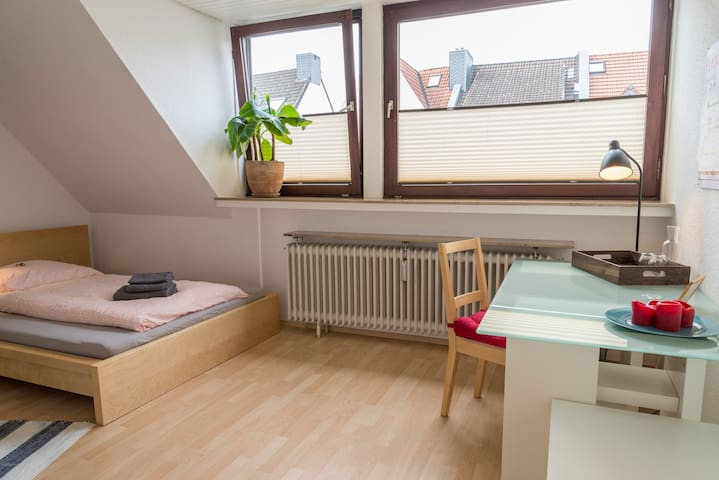 Comfy 1 Room Apartment - Bremen - Huoneisto