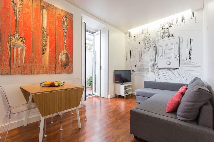 Chão Loureiro I apartment - Lisboa - Apartament