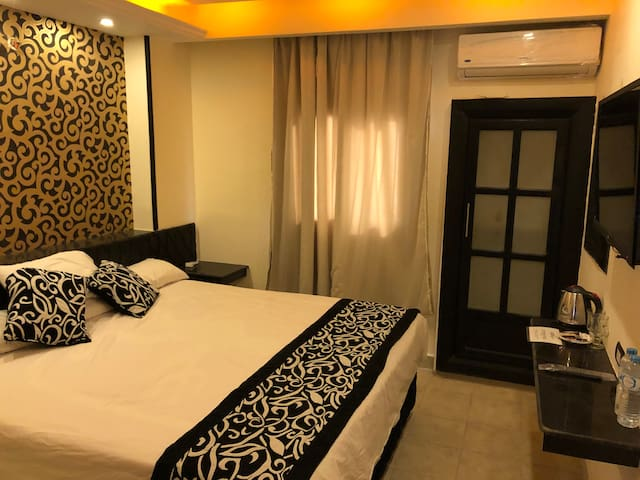 Comfort rooms @ Panorama Ramsis in cairo