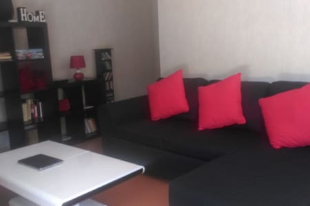 CHambre prive - Archamps - Apartment