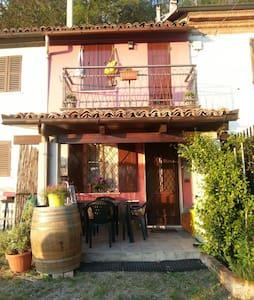 Soggiorno Romantico e silenzioso nel Monferrato - Borgo Impero - Casa