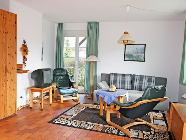 2-room apartment 54 m² Kormoran in Ostseebad Prerow