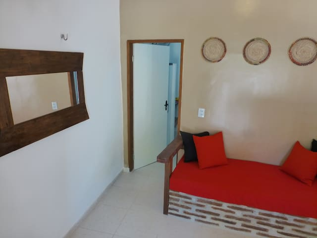 Vila Areia - Simple, tidy + equipped flat - Jericoacoara Beach - Apartamento