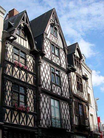 Appartement hyper centre cosy et historique