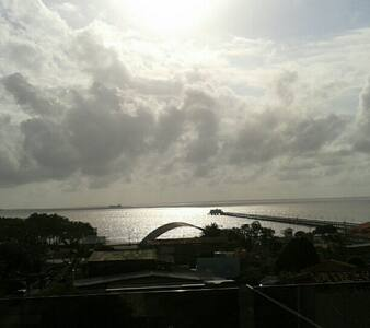Amazon Pier - Macapá - Flat