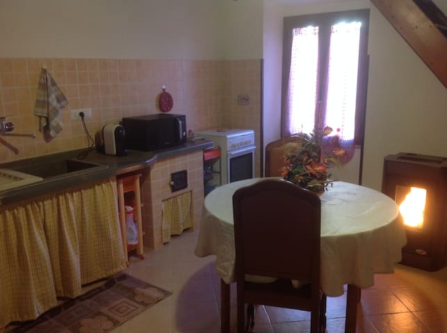 Lovely mini apartment - Laconi - Квартира