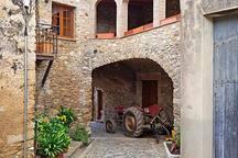 Pueblo medieval de regencos