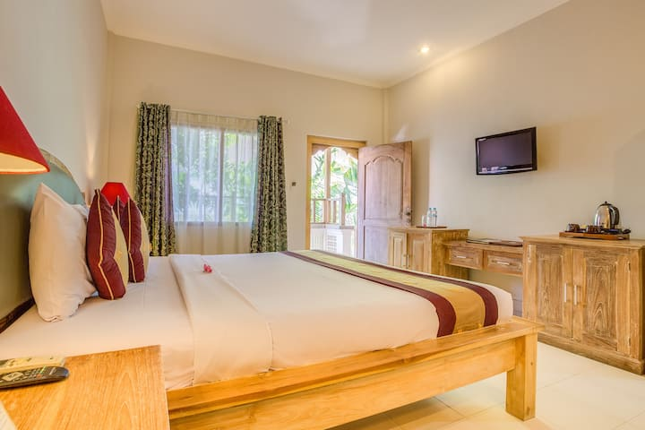 Classic Room Double Bed or Twin Bed-Baleka Resort