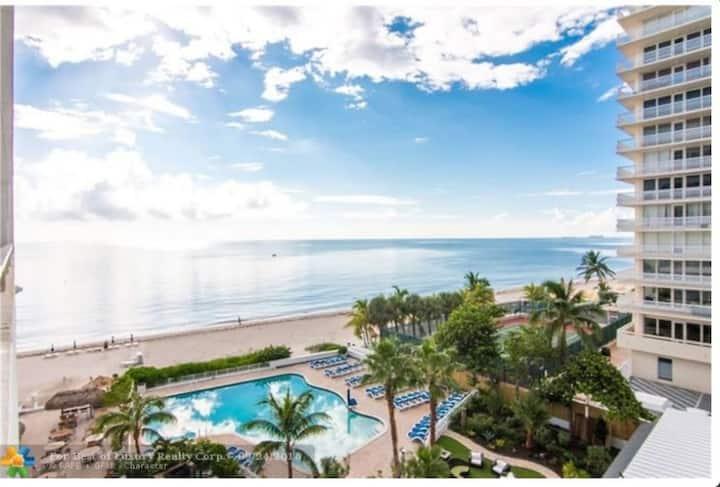 Ocean view 508/ Ocean manor / Balcony
