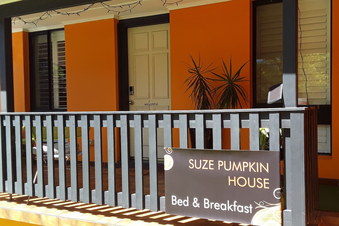 Welcome to Suze Pumpkin House