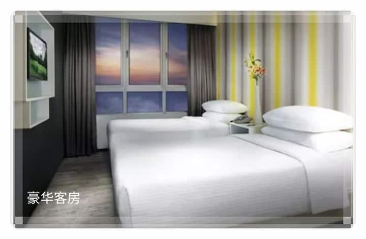 云顶第一世界双人豪华房Deluxe room