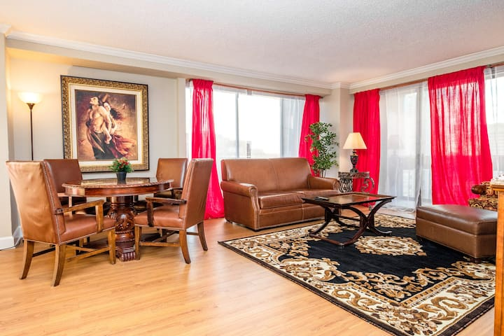 Downtown Houston Marvelous 1BR Apartment