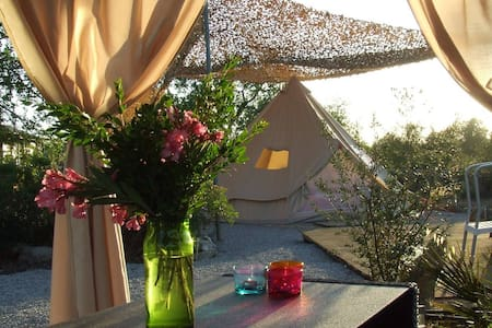 Portugal Glamping tent - Moncarapacho
