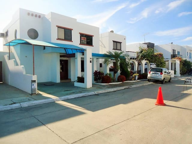 Vacaciones en Salinas Alojamien departamento!!!