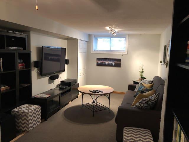 Livingroom - sofa bed