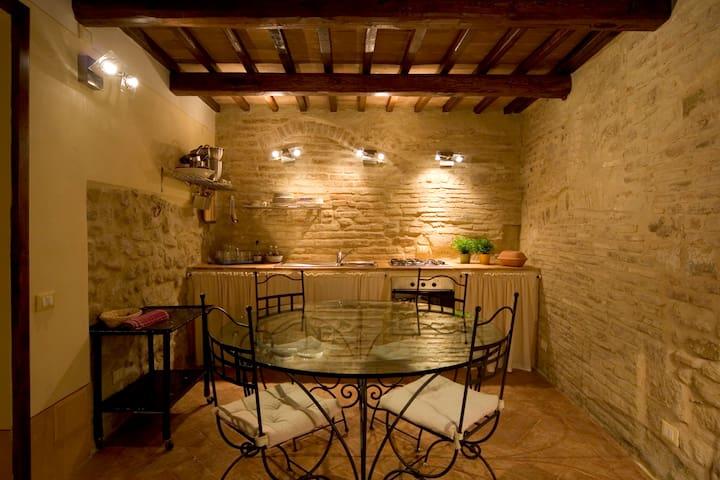 Perugino - Montefalco - Appartement