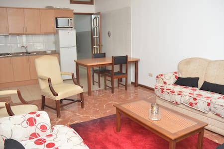 Modern Fully-Equipped Palmarejo Apt - Praia - Flat