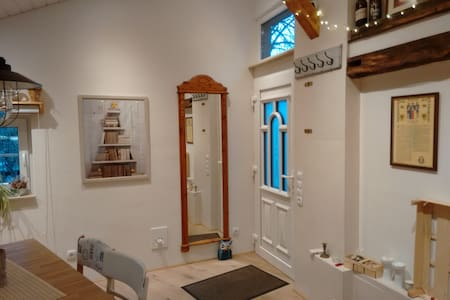 kleines Apartment mit Bad für 1-2 Personen