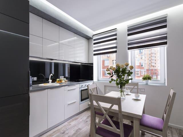 Апартаменты Делюкс - Kiev - Apartemen