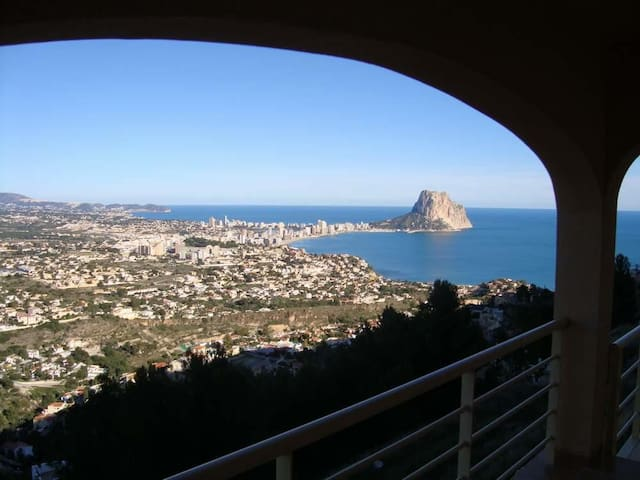 Holiday House Balcón de Calpe II - Calp