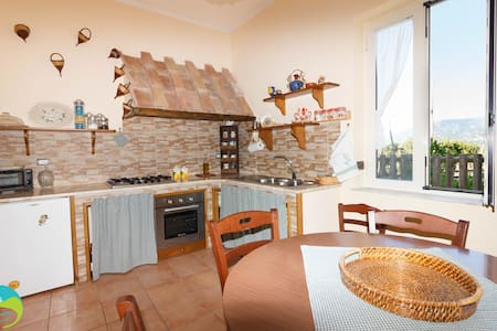 Casa Pane - Apartment in the countryside - Priora