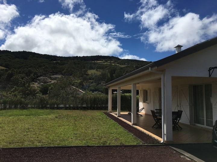 Villa au pied du Volcan