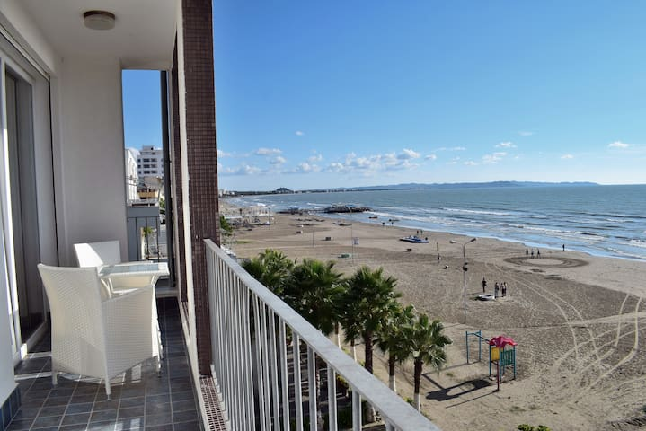 Beautiful sea view apartment in Durres - 85 - Durrës - Apartemen